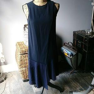 Derek Lam 10 Crosby Navy Dress